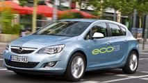 2011 Opel Astra ecoFLEX gets more efficient