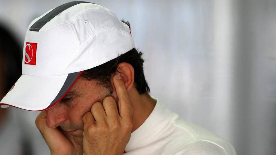 Sauber, de la Rosa, not commenting on Heidfeld reports