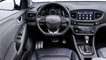 Hyundai IONIQ interior