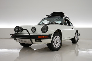 This $275,000 Porsche 911 Rally Car is the Stuff of Dreams