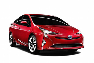 The 2016 Toyota Prius is More Efficient, More Fun to Drive?