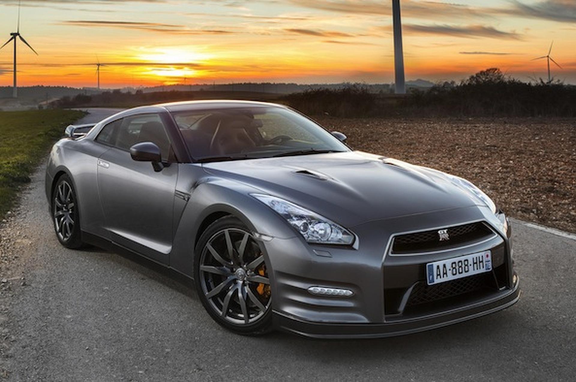 Confirmed: Nissan GT-R Going Hybrid