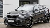 LUMMA Design shows off overly aggressive BMW X6