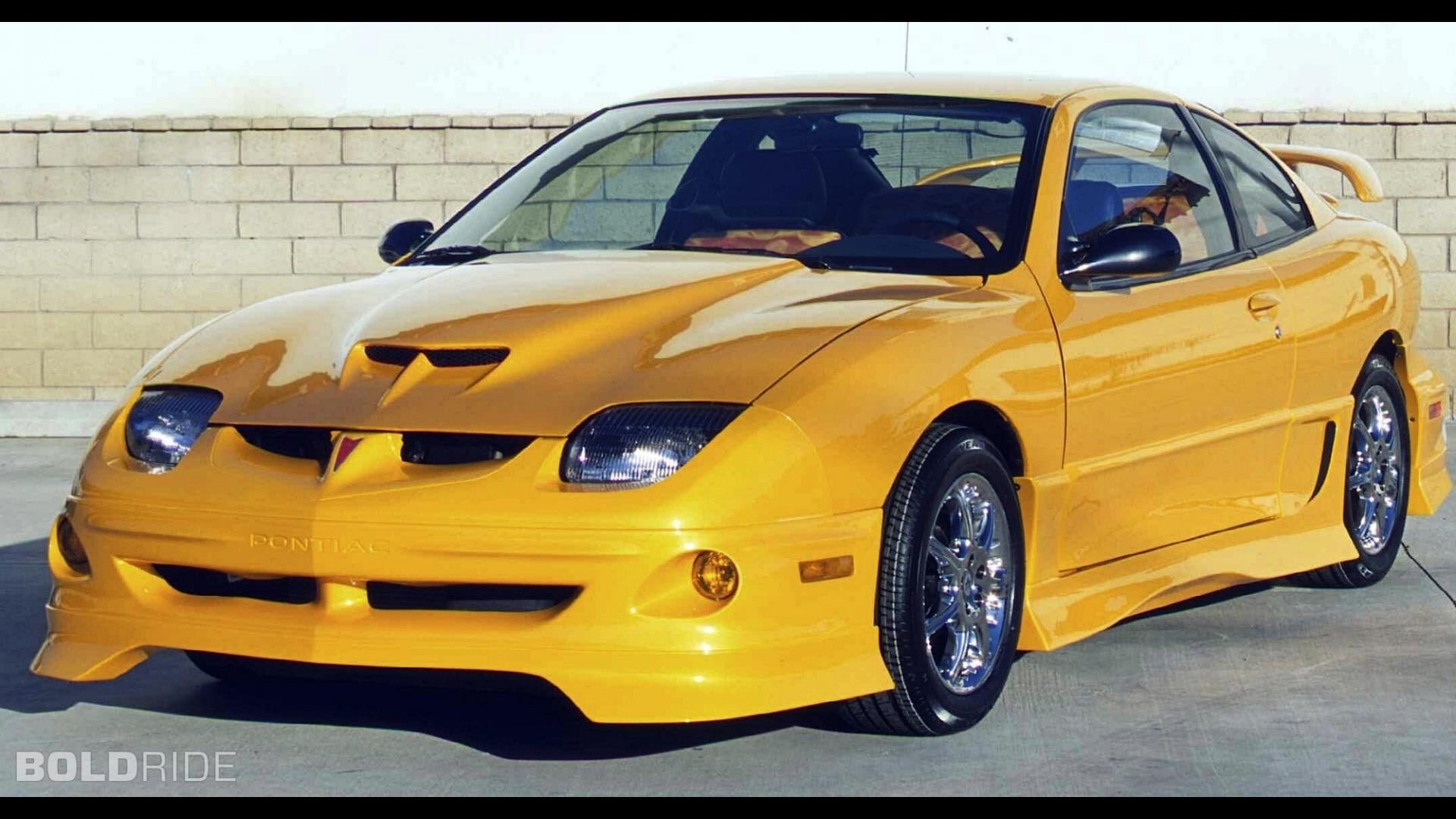Pontiac Sunfire Accessorized