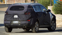 2015 Kia Sportage facelift spy photo 18.6.2013
