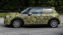 2014 MINI Cooper S spied once again