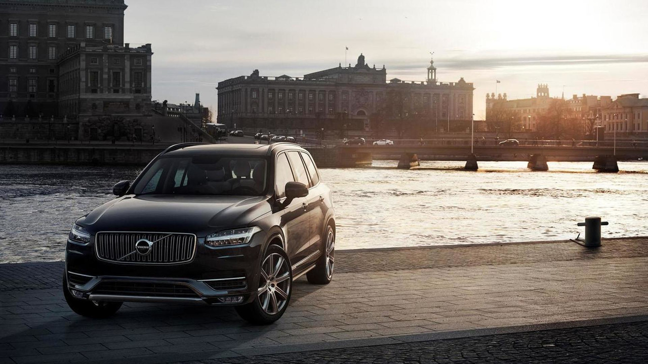 Volvo XC90 First Edition