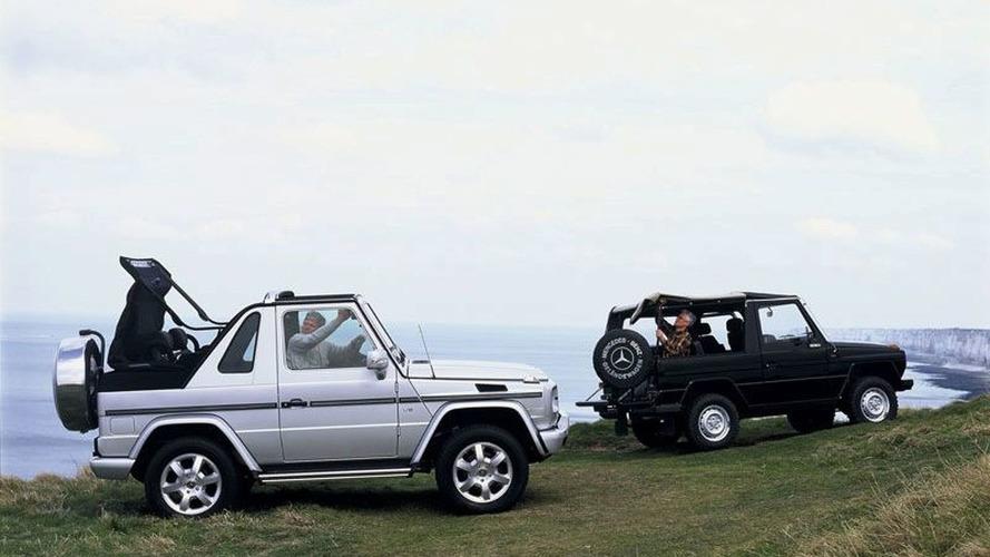 Classe G Cabriolet