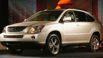 Lexus Introduces RX 400h