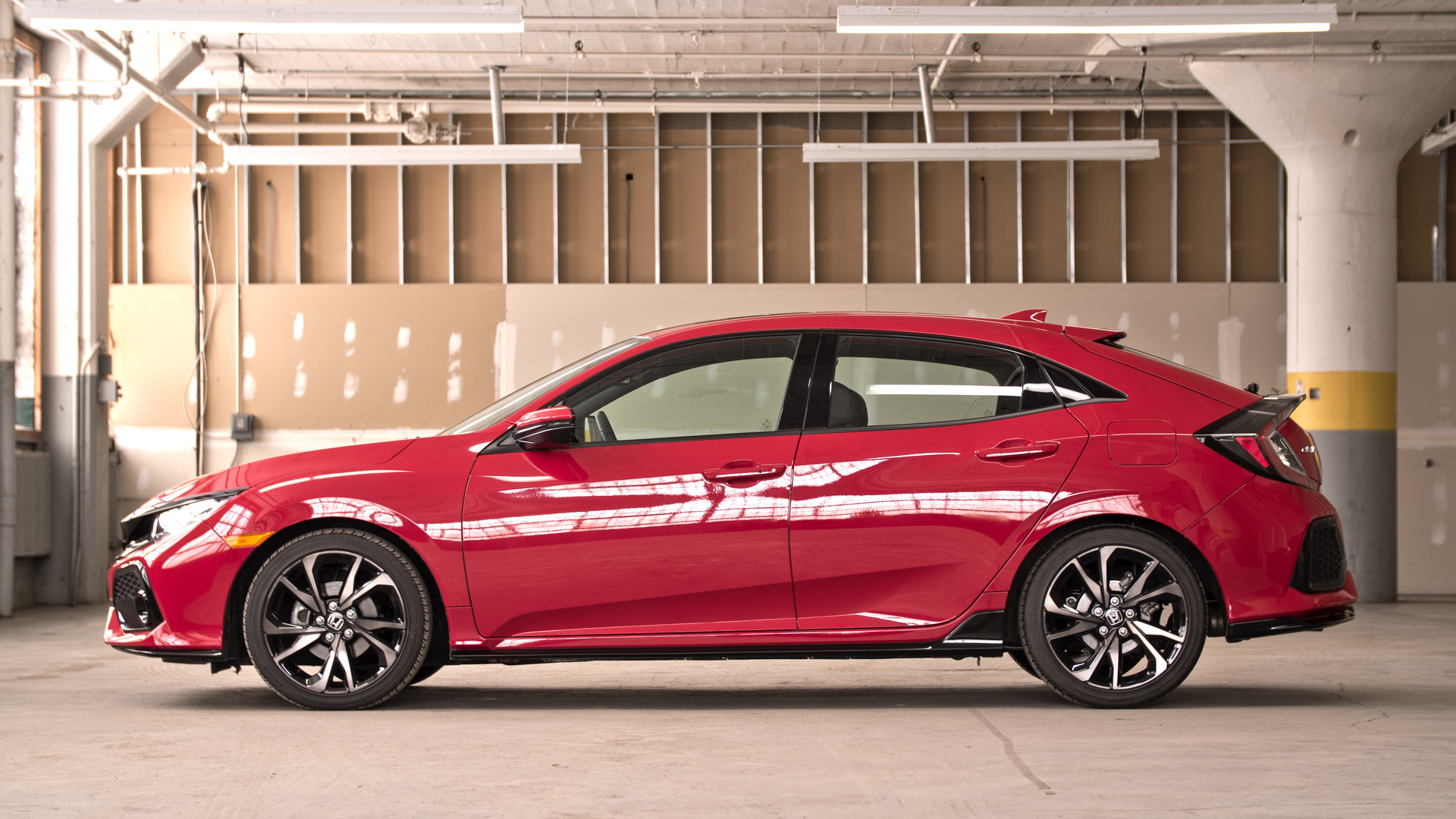 2017 honda civic hatchback why buy