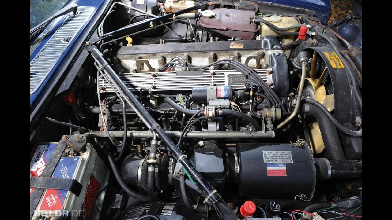 Jaguar XJ-6 Saloon