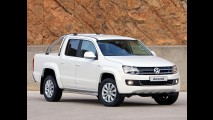 Volkswagen lança Amarok com câmbio automático de oito velocidades: Preços começam em R$ 135.990,00