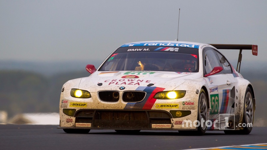 BMW announces 2018 FIA WEC GTE programme