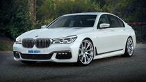 BMW 750i by Noelle Motors