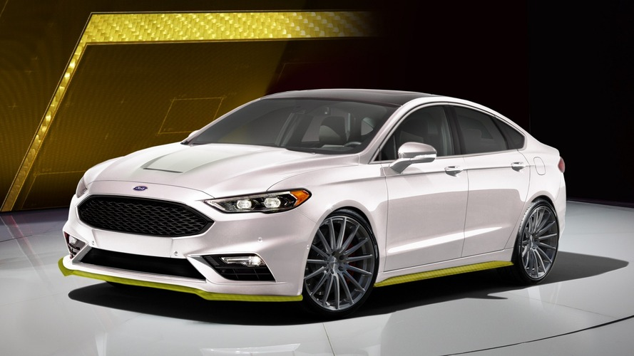 Ford Mustang and Fusion Sport next to get SEMA treatment