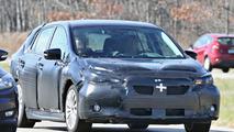 2017 Subaru Impreza spy photo