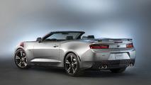 Chevrolet Camaro SS concepts unveiled for SEMA