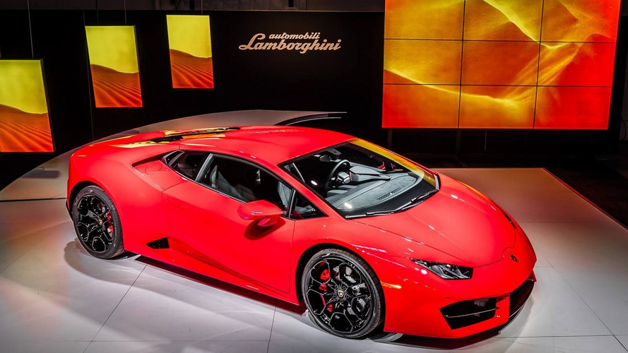 Lamborghini Huracan LP580-2 unveiled with rear-wheel drive & 580 PS
