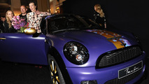 One-off MINI Roadster designed by Editor of Italian VOGUE, Franca Sozzani