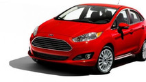 2014 Ford Fiesta Sedan revealed at Sao Paulo Motor Show