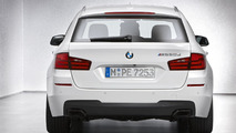 2012 BMW M550d Touring wagon 25.01.2012