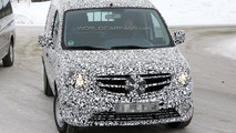 Mercedes Benz Citan spy photos 12.03.2012