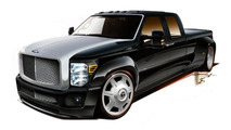 Ford teases truck lineup for SEMA