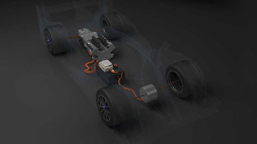 Toyota TS040 HYBRID announced, features a four-wheel drive hybrid system