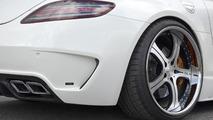 MEC Design shows off their SLS AMG Roadster