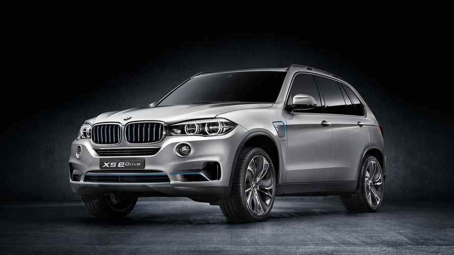 BMW X5 eDrive concept will spawn production variant
