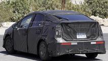 2015 Toyota Prius spy photo