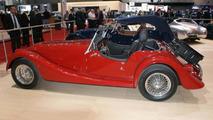 2014 Morgan Plus 4 at 2014 Geneva Motor Show