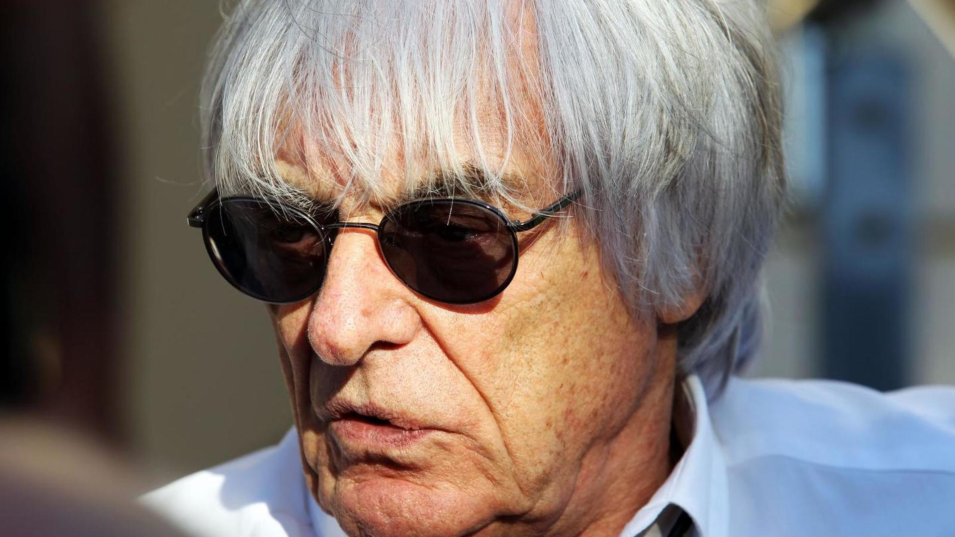 Ecclestone desperate to cling to F1 power - witness