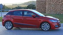 2017 SEAT Ibiza Spy Pics