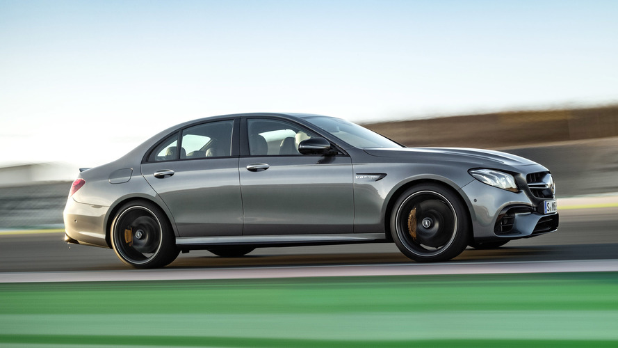2018 Mercedes-AMG E63 revealed with 603 hp and Drift Mode