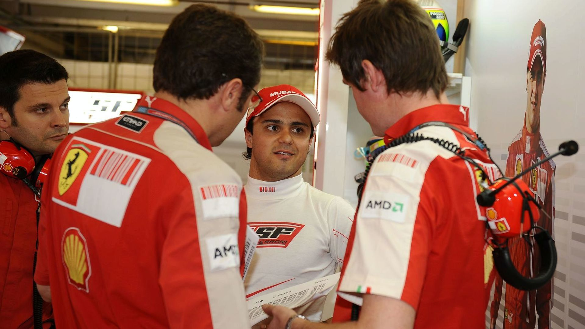 Positive news about Massa from Hungarian hospital