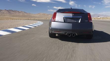 Cadillac CTS-V finally getting RHD version