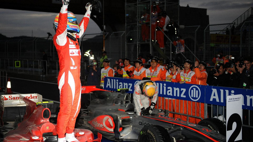 Alonso title due to team orders 'a shame' for F1 - Heidfeld