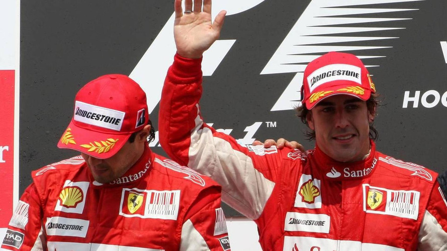 Massa will not have to be no.2 in 2011 - Domenicali
