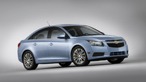New Chevrolet Cruze Eco and RS 2011 Models Announced for New York Debut
