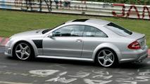 NEW SPY INFO: Mercedes CLK 63 AMG Black Series
