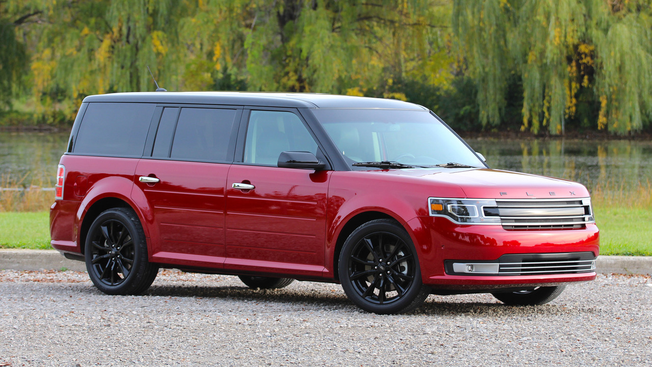 2016 Ford Flex Review Minivan For Cool Dads