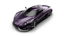 Koenigsegg designs its own Regera, pays tribute to the late Prince