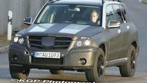 SPIED: Mercedes-Benz GLK
