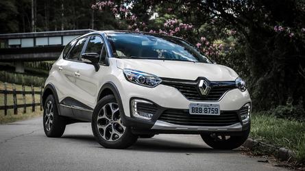Vendas do Renault Captur começam em marcha (muito) lenta
