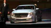 Cadillac CTS Coupe Concept Unveiled at NAIAS