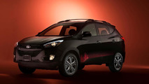 Hyundai Tucson The Walking Dead edition launched