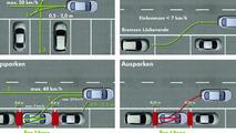 2012 Volkswagen CC facelift - Park Assist 2.0