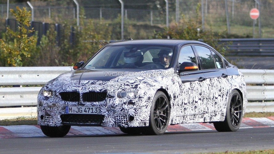 2014 BMW M3 to be lighter, offer more torque - report