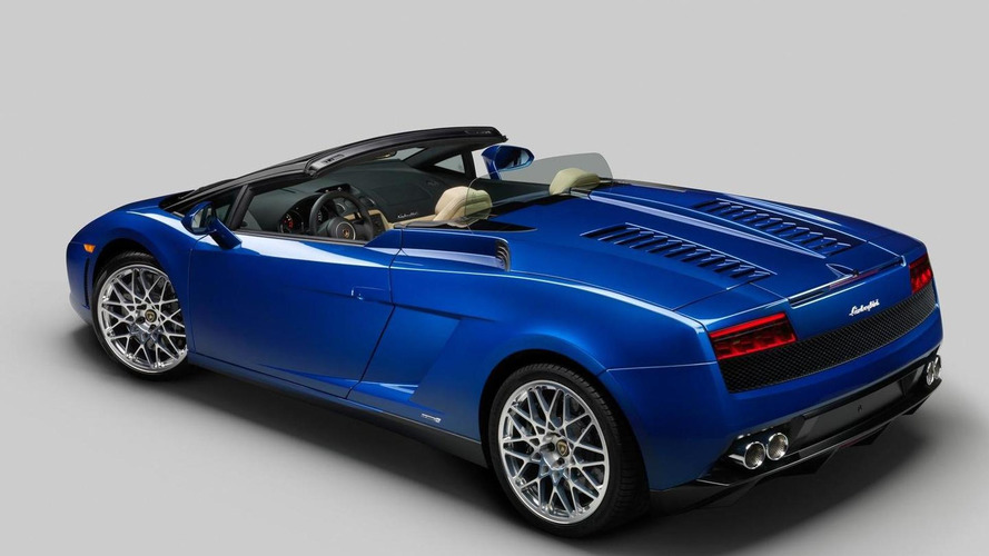 2012 Lamborghini Gallardo LP550-2 Spyder debuts in L.A.